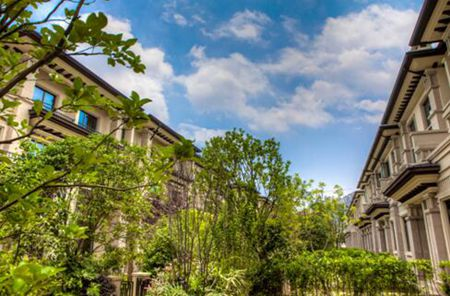 龙湖溪地别墅刷新长沙资讯造园新双拼_高度2003层别墅平设计图图片