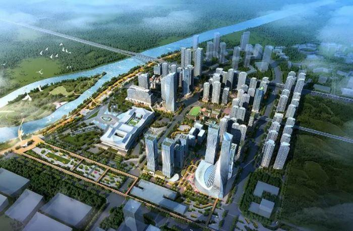 以地标定中心:城市在变 地标也在变