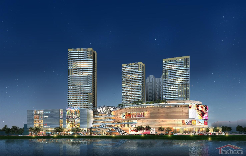 友阿国际广场雄据郴州城市最中心原汽车总站;萃取城市精华配套,商务