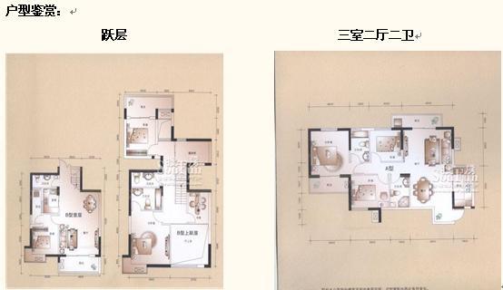 45个平方房子设计图