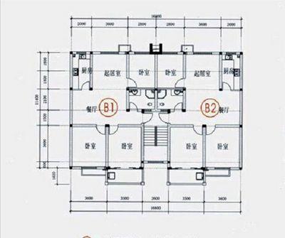 7米*10米房屋设计图