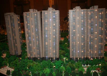 海洋半岛4栋603房子结构图