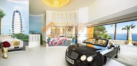 西班牙海边的奢华别墅 - 长沙好房子网