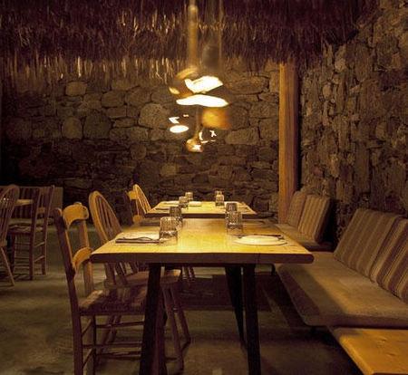 天堂岛里的原味餐厅