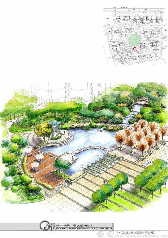 山水城市风景图片-楼盘总览 - 好房子网
