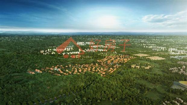 长沙房地产 长沙楼盘 望城区楼盘 > 万业巴厘岛(万业优加城)  效果图