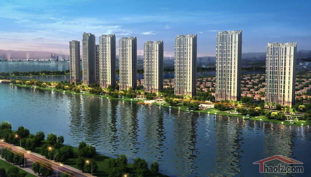 碧桂园天玺湾图片-楼盘总览 - 好房子网