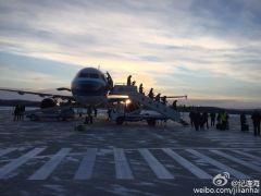 中国版黑鹰:网友拍直-20现身漠河 疑寒区测试