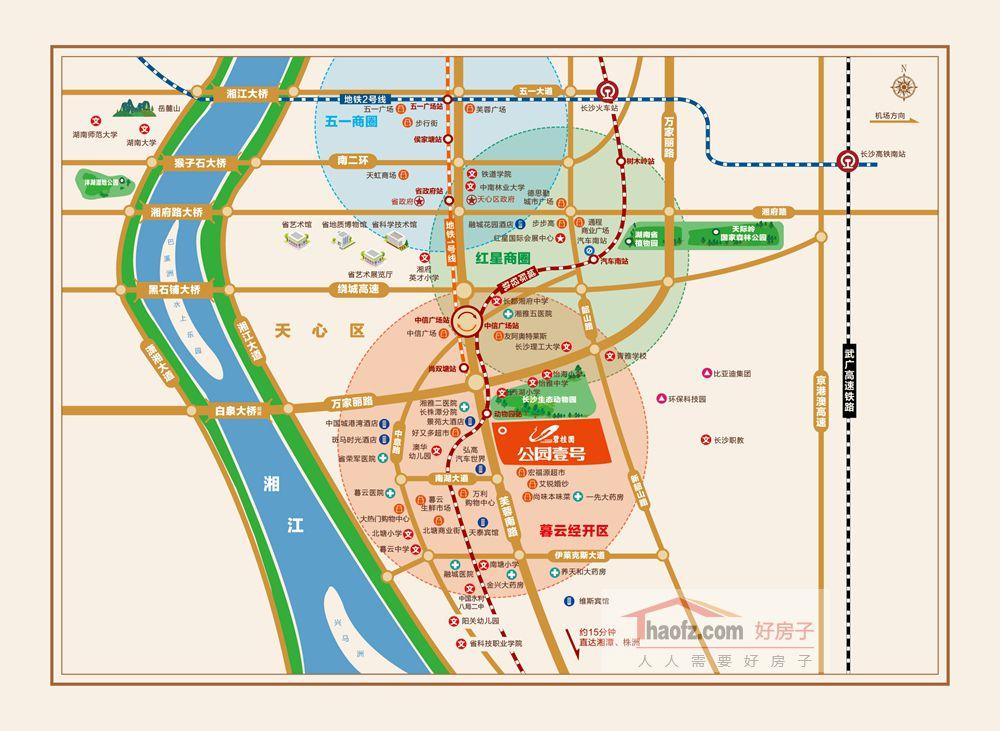 长沙楼盘地图全图_长沙地图全图高清版_长沙地图全