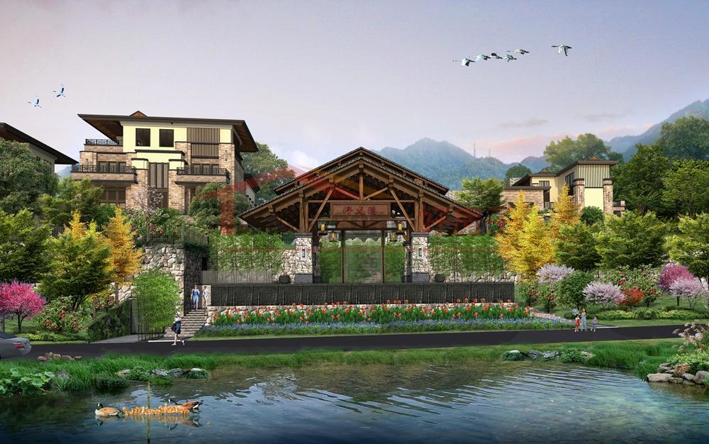 浔龙河生态艺术小镇图片-楼盘总览 - 好房子网