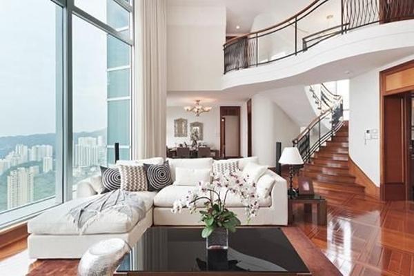 2018复式公寓装修效果图大全 复式公寓装修设计图 小