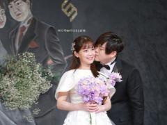HOT队长文熙俊大婚半个韩娱圈都来了